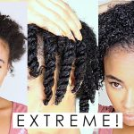 Moisturize Extremely DRY Natural Hair & Grow Back Edges FAST w/ this Hot Oil Growth Treatment [Video]