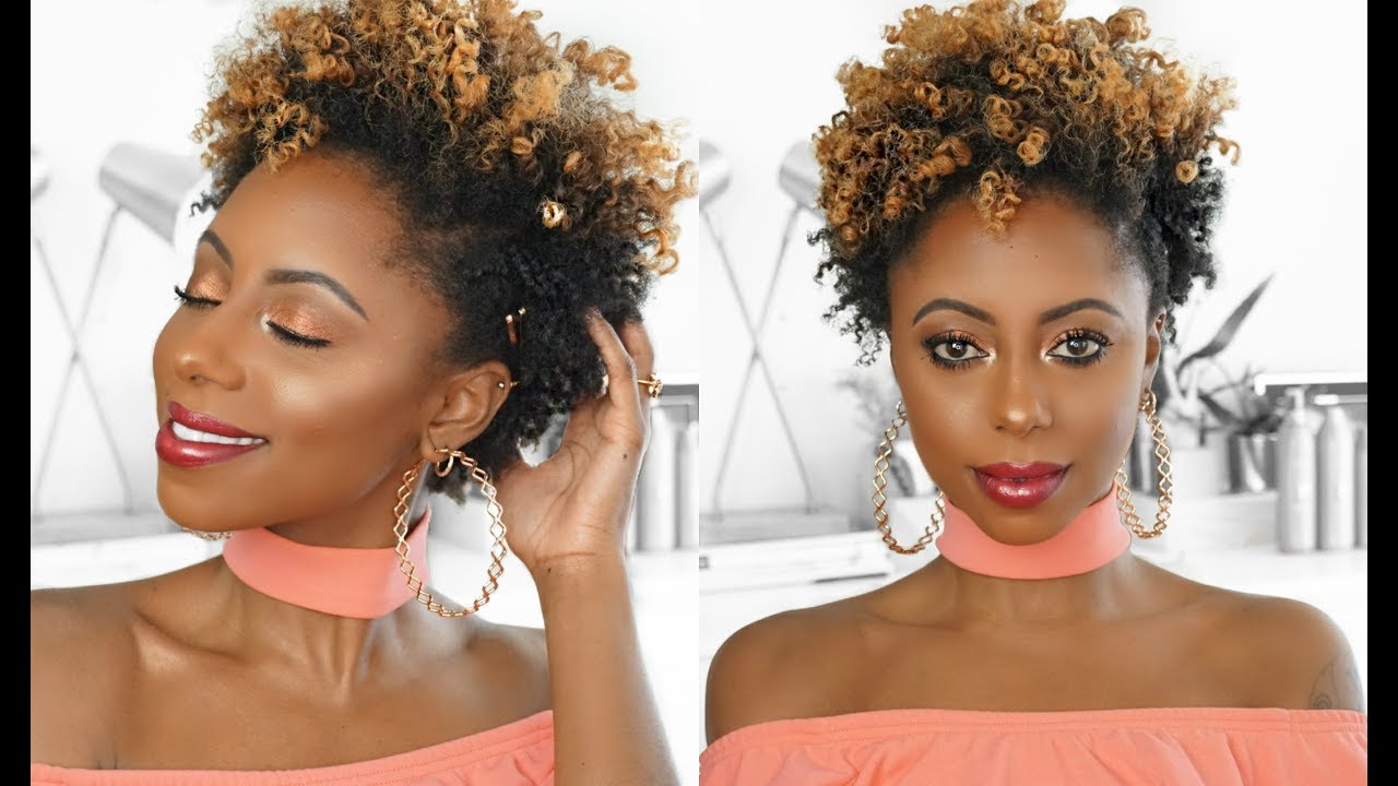 My Softest Flat Twist Out Short Natural Hair New Form Beauty Video Black Hair Information