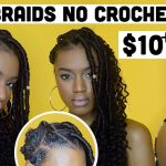 No Braids, No Crochet, No Tension Faux Locs + Crochet Rubber Band Method Option [Video]