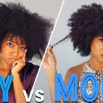 Re-Moisturize Dry Natural Hair w/ Two Products | LOC Method Daily Routine [Video]