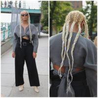 Solange Rocking Fulani Style Braids [Pics]
