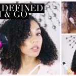 SOFT DEFINED WASH & GO | Ft. CURLS + Carol's Daughter Almond Milk Line [Video]