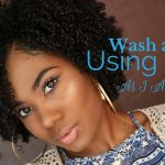 WASH and GO Using Only As I Am Products! Hit or Miss?! [Video]