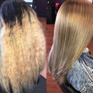 Beautiful color correction @msklarie