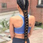 Dope braids @_jazitup