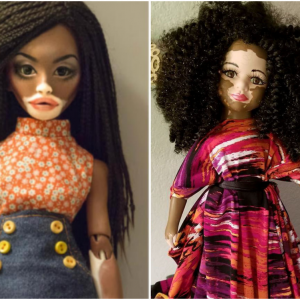 We Are So Here For These Winnie Harlow Dolls