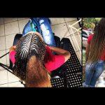 Beautiful Cornrows And Individual Braids – Poca Braids