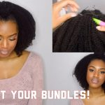 Crochet Bundles No Sew-In! New Crochet Method on Weave  [Video]
