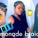DIY Large Feed In Braids to the Side Tutorial – Lemonade Braids