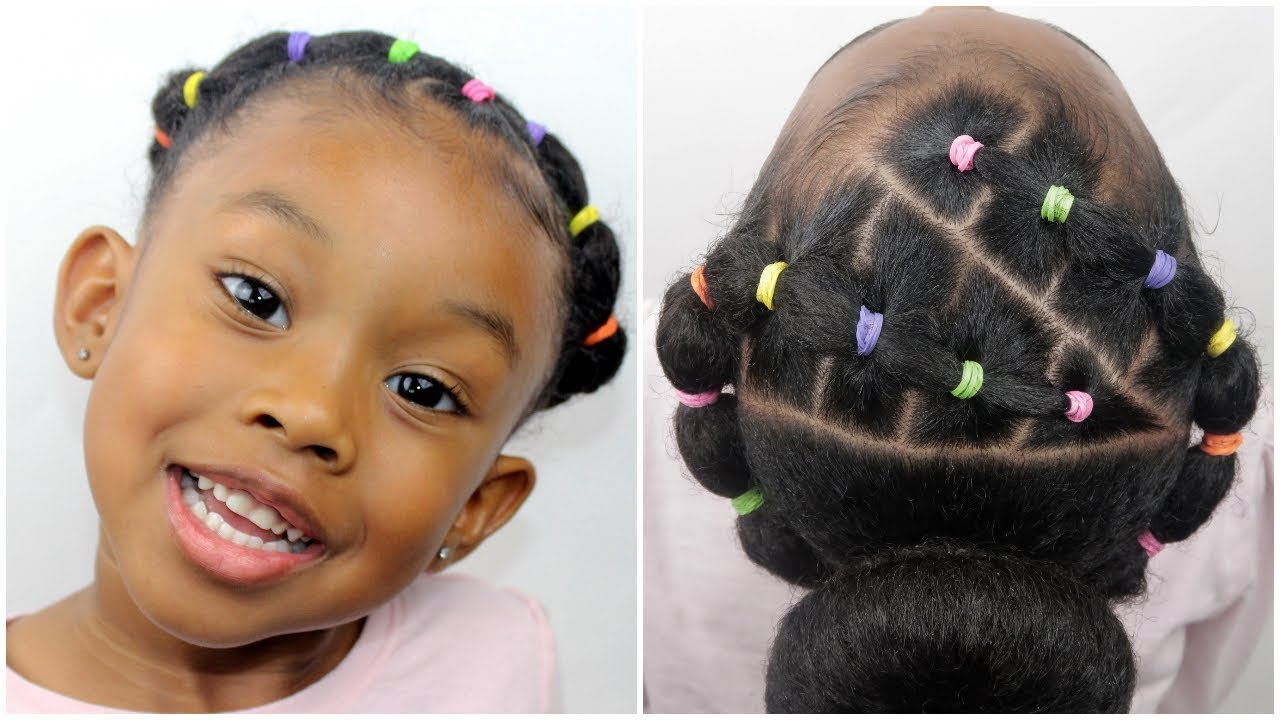 Hair Tutorial For Little Girls