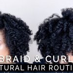 HOW TO: Braid & Curl – WASH TO STYLE || As I Am LONG & LUXE [Video]