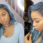 HOW TO CUSTOMIZE A LACE FRONTAL WIG| + STYLING TUTORIAL [Video]