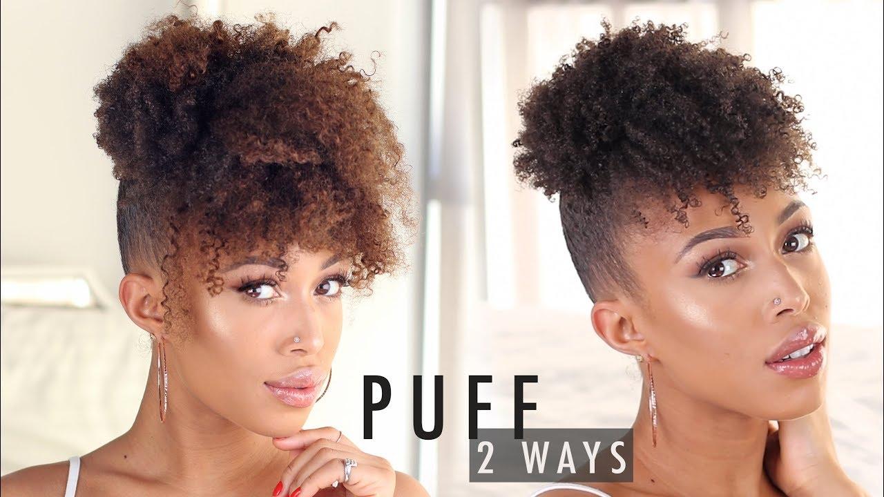 Hair Bungee Natural Hair