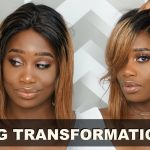 How to Lace Front Blonde Bob Wig Transformation Tutorial feat 100humanwigs  [Video]