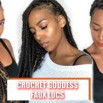 Individual Crochet Goddess Faux Locs [Video]
