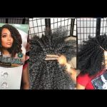 INVISIBLE PART WITH BOMBA SASSY CURL [Video]
