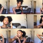 Natural Hair | 8 Hairstyles for Curly Hair [Video]