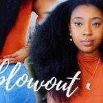 Quick & Easy BlowOut on Natural Hair [Video]
