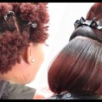 Silk Press on 4Z Natural Hair [Video]