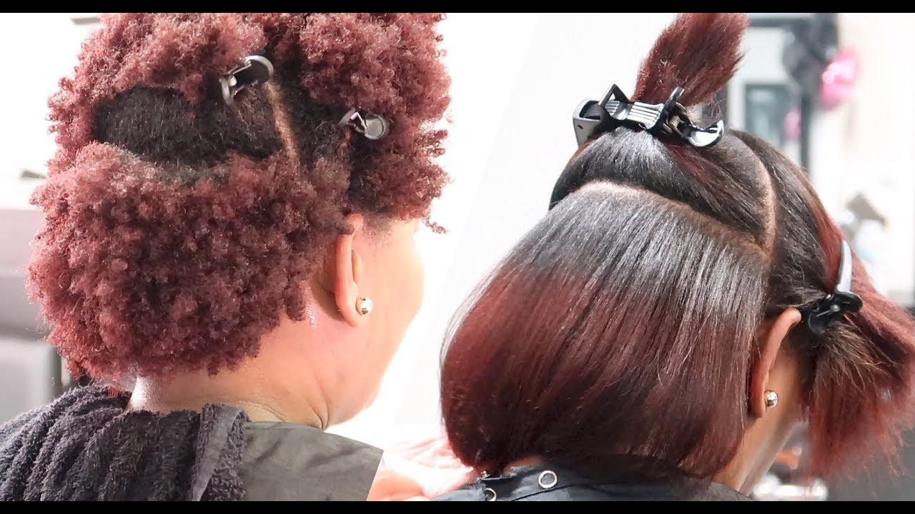 How to Silk Press Natural Hair How to Silk Press Natural Hair new photo