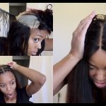 30 Minute REMOVABLE Quickweave! EASIEST WIG EVER [Video]