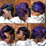 Gorgeous purple by @artistry4gg