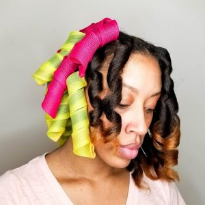 Curlformers on Dry Natural Hair  [Video]
