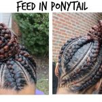 Feed In Ponytail Tutorial [Video]