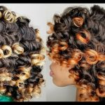 How To | Temporary Hair Color | Natural Hair [Video]