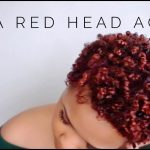 I'm A Red Head! Updated NO FRIZZ Wash + Go | Talk Through [Video]