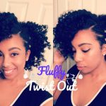 Fluffy Twistout | Eden Body Works Citrus Fusion Butter