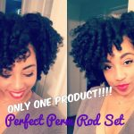 The Perfect Perm Rod Set using only ONE Product!!