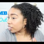 Updated Twist Out Routine
