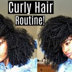 Volume AND Definition?!???? (Highly Requested)| Routine for Natural Hair [Video]