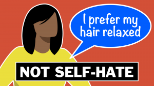 Relaxing Your Hair Is Just A Hairstyle Not A Sell Out