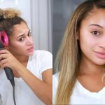 Curly to Straight Hair Tutorial! *Updated* [Video]