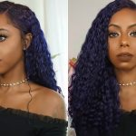 WHAT WIG? HOW I install my wig with NO GLUE! Rpgshow Curly wig  [Video]