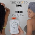 DRY Natural Hair FULL WASH DAY ROUTINE for Length Retention + Moisture [Video]