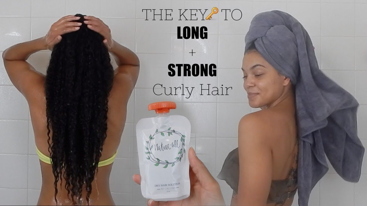 How To Wash Black Hair With Natur