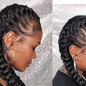 How to do Feed-in Goddess Braids[NEW Secrets Revealed! [Video]