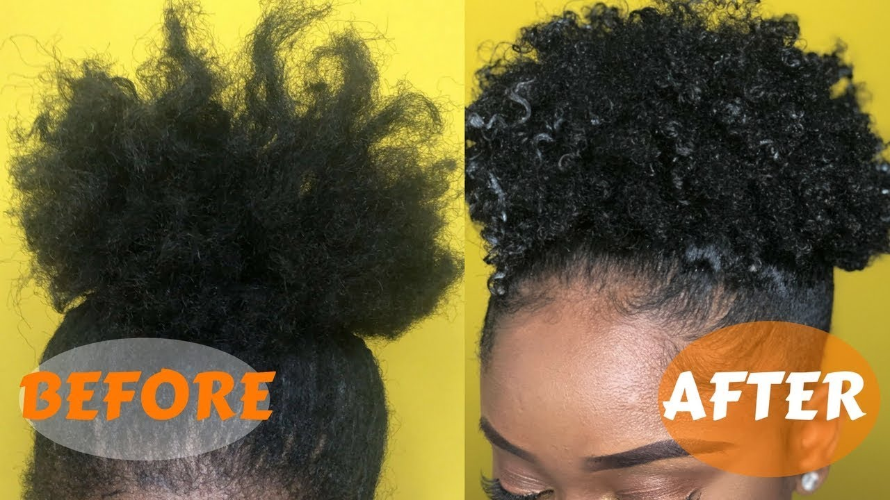 Extremely Dry Natural Hair
