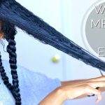 How I Cut/Trim My Ends|Natural Hair (EASY METHOD) [Video]