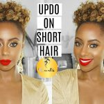 High Puff on SUPER SHORT Natural Hair! CURLS NEW Cashmere & Cavier Collection [Video]