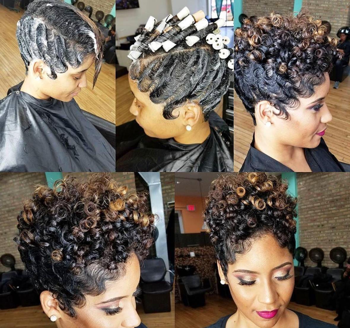 Beautiful style by shaemzhairnurse   Black Hair Information