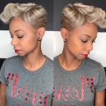 Gorgeous as he blonde by @msklarie