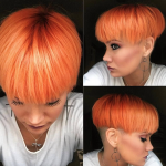 Fierce orange @sandra_sinh