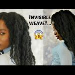 Duped… INVISIBLE WEAVE? Lets Talk: Get To Know Me | Natural Hair [Video]