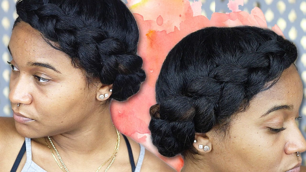 Type 4 Hairstyles: 12 Holiday Hairstyles For Type 4 Hair