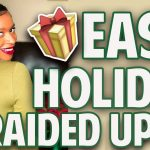 Holiday Hair | Simple Braided Updo [Video]