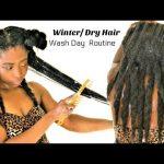 Intense Moisture Retention Wash Day Routine For Hair Growth [Video]